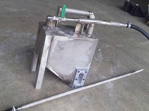 エアー粉末及び液状噴射装置